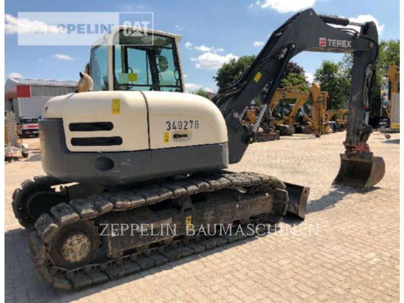 TEREX CORPORATION KOPARKI GĄSIENICOWE TC125 equipment  photo 3