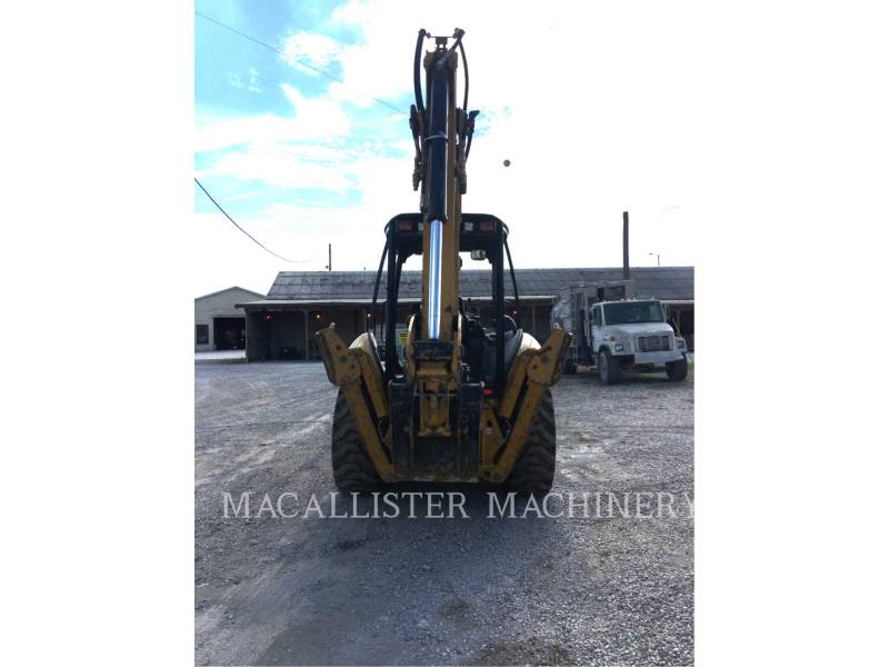 CATERPILLAR RETROEXCAVADORAS CARGADORAS 416 F equipment  photo 4