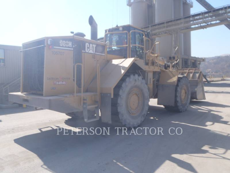 CATERPILLAR CARGADORES DE RUEDAS 988H equipment  photo 3
