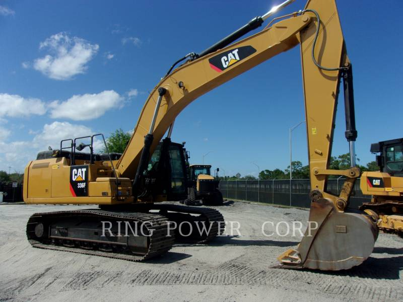 CATERPILLAR KETTEN-HYDRAULIKBAGGER 336FLTHUMB equipment  photo 2