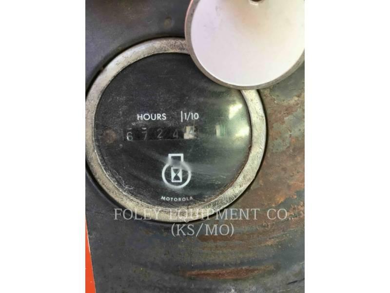 JOHN DEERE WHEEL TRACTOR SCRAPERS 760A equipment  photo 11