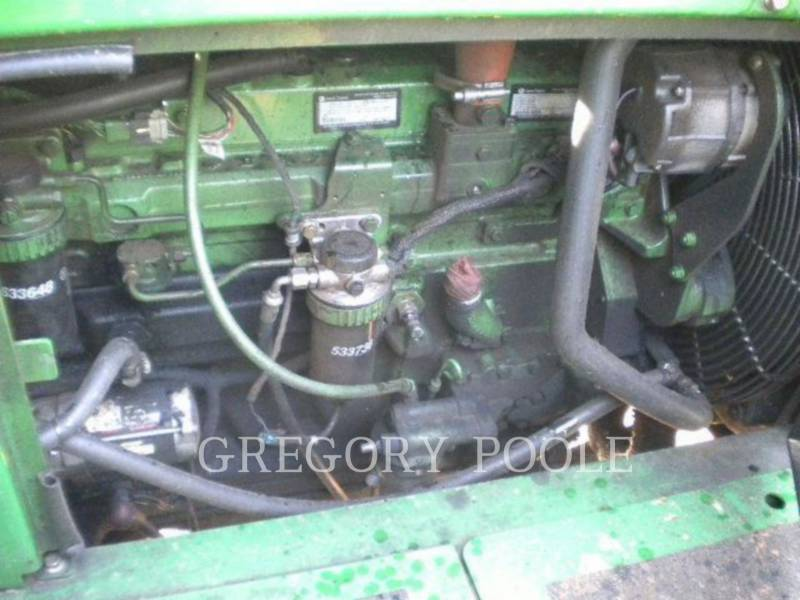 JOHN DEERE LOG LOADERS 437D equipment  photo 1