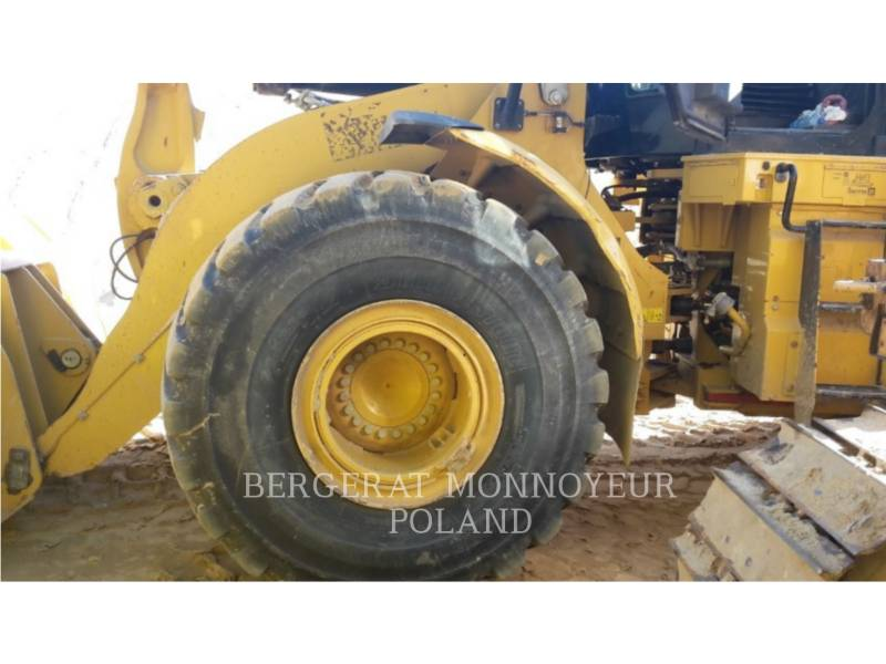CATERPILLAR PÁ-CARREGADEIRAS DE RODAS/ PORTA-FERRAMENTAS INTEGRADO 966K equipment  photo 11