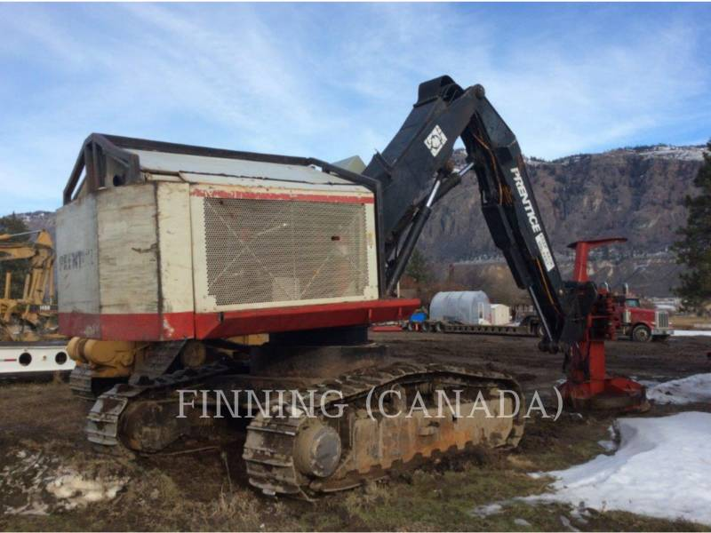 PRENTICE FORESTAL - TALADORES APILADORES - DE CADENAS 630A equipment  photo 3
