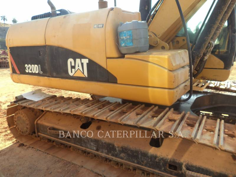 CATERPILLAR EXCAVADORAS DE CADENAS 320DL equipment  photo 5