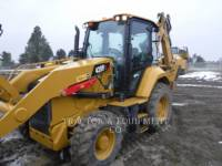 Equipment photo CATERPILLAR 420F2 4ECB CHARGEUSES-PELLETEUSES 1