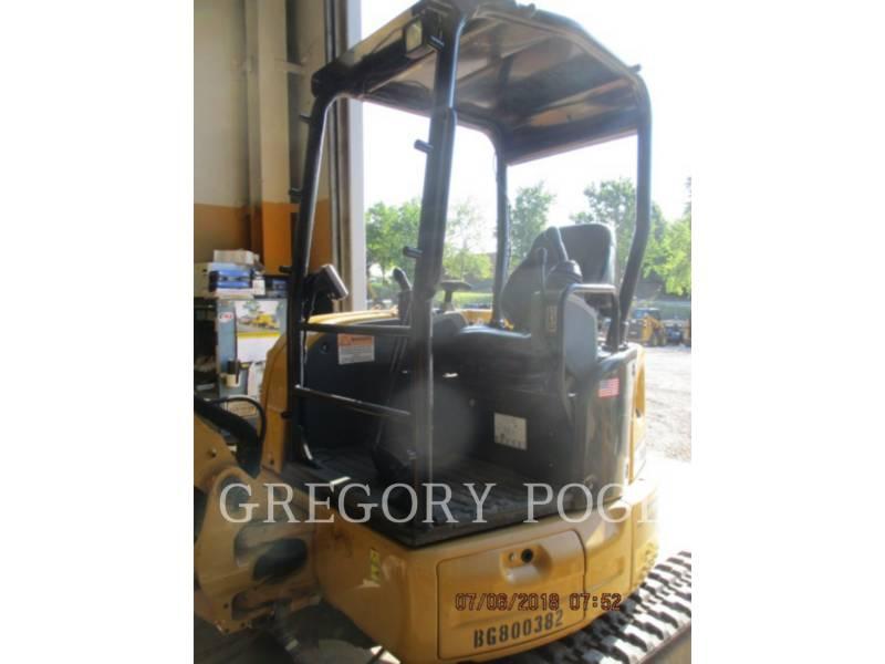 CATERPILLAR TRACK EXCAVATORS 303.5E2 CR equipment  photo 4