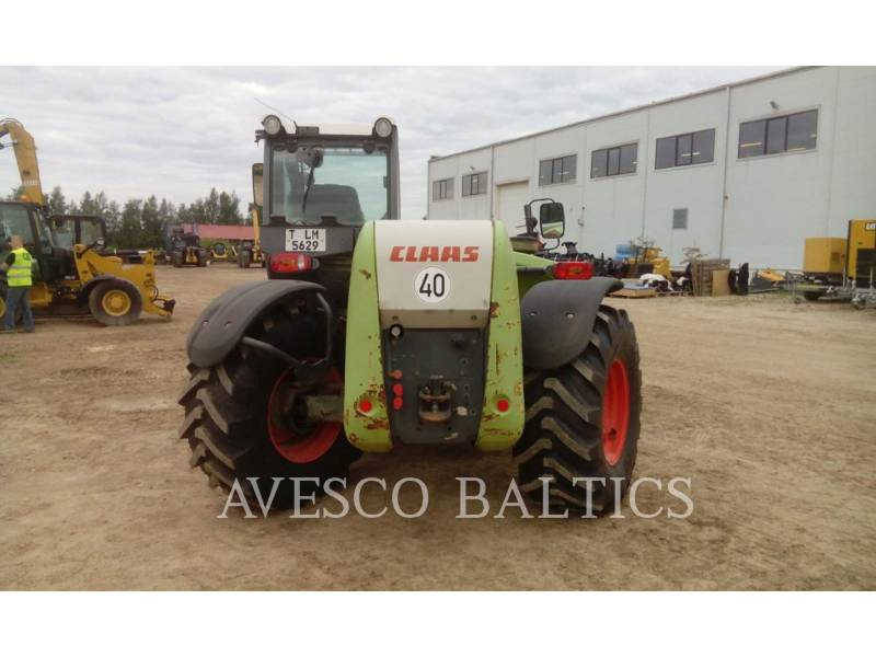 CLAAS KGAA TELEHANDLER 7040 equipment  photo 3