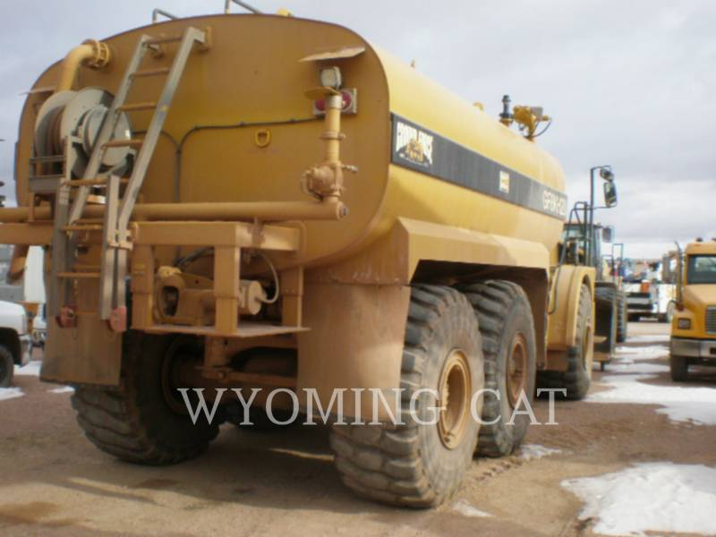 CATERPILLAR CAMIONES ARTICULADOS 740B WT equipment  photo 6