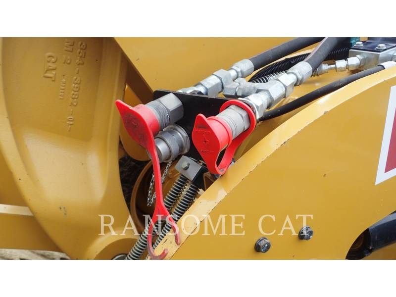 CATERPILLAR WHEEL LOADERS/INTEGRATED TOOLCARRIERS 908H2 equipment  photo 14