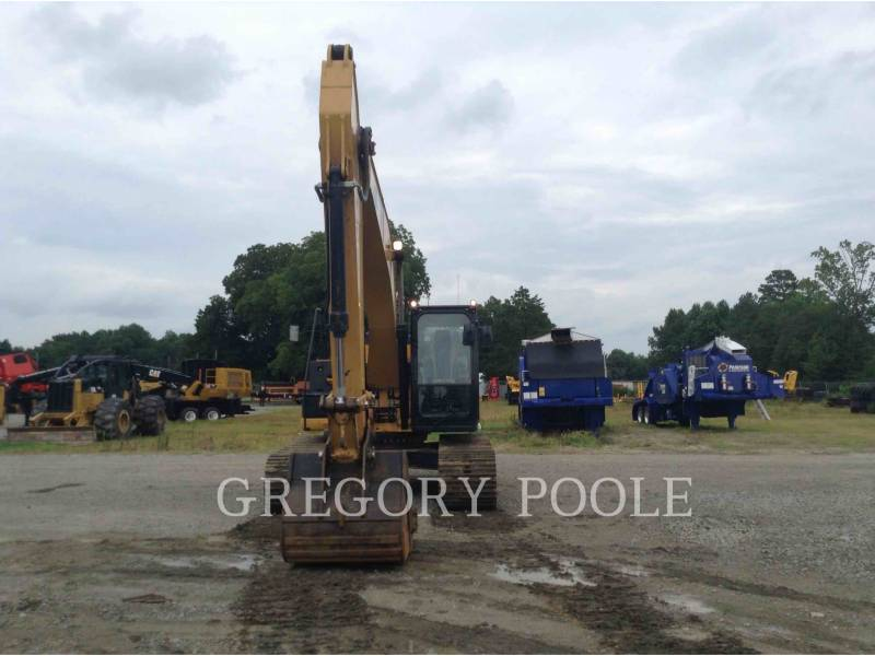 CATERPILLAR PELLES SUR CHAINES 320E/HYD equipment  photo 5