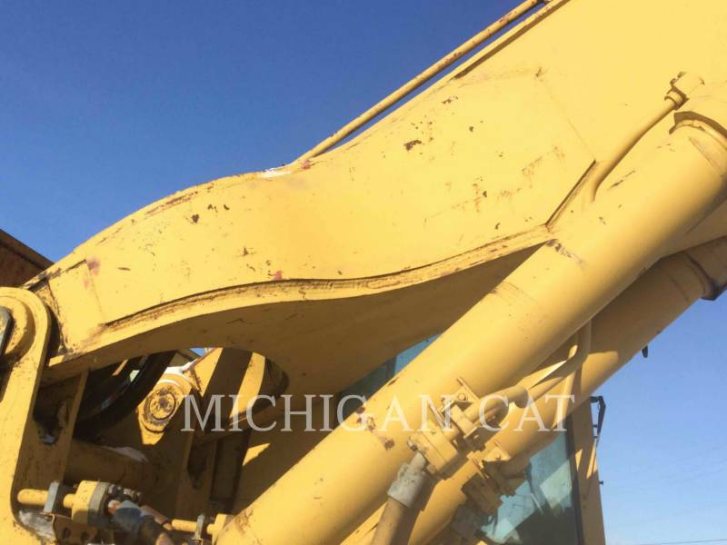 CATERPILLAR KETTEN-HYDRAULIKBAGGER 245B equipment  photo 23