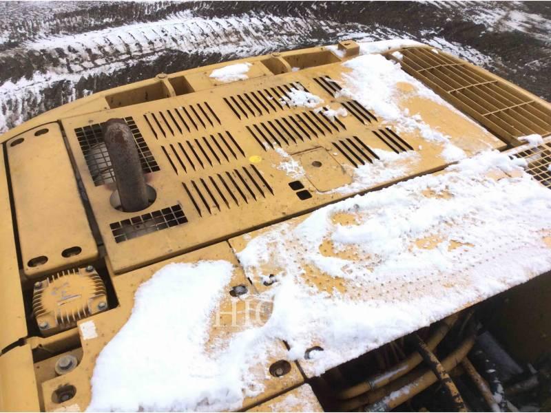 CATERPILLAR TRACK EXCAVATORS 320CL Q equipment  photo 10