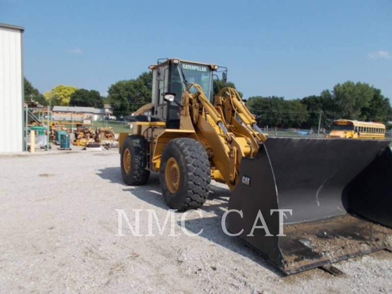 CATERPILLAR CARGADORES DE RUEDAS IT38H equipment  photo 3