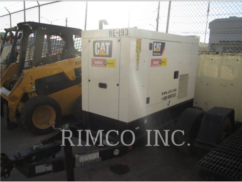 CATERPILLAR POWER MODULES XQ-20N equipment  photo 1