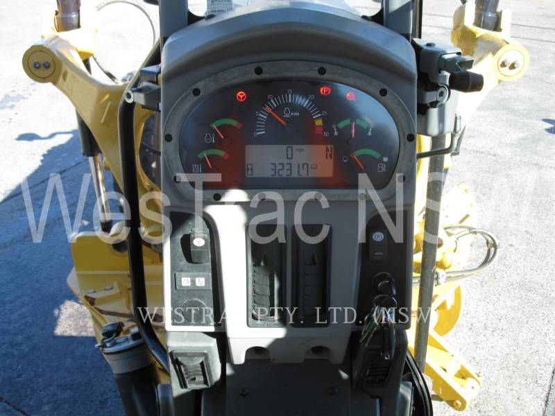 CATERPILLAR MOTORGRADER 140M2 equipment  photo 13