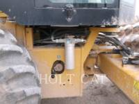 CATERPILLAR COMPATTATORE A SINGOLO TAMBURO VIBRANTE TASSELLATO CP56B equipment  photo 13