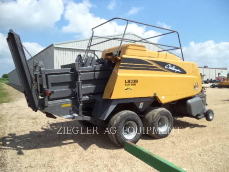 AGCO-CHALLENGER AG HAY EQUIPMENT LB33B equipment  photo 4