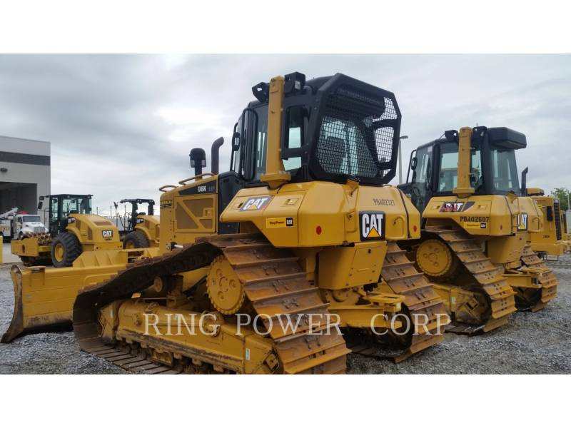 CATERPILLAR TRACTEURS SUR CHAINES D6NLGP equipment  photo 3