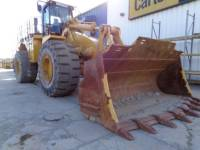 Equipment photo CATERPILLAR 992K RADLADER/INDUSTRIE-RADLADER 1