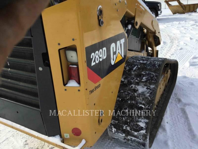 CATERPILLAR 多様地形対応ローダ 289D equipment  photo 9