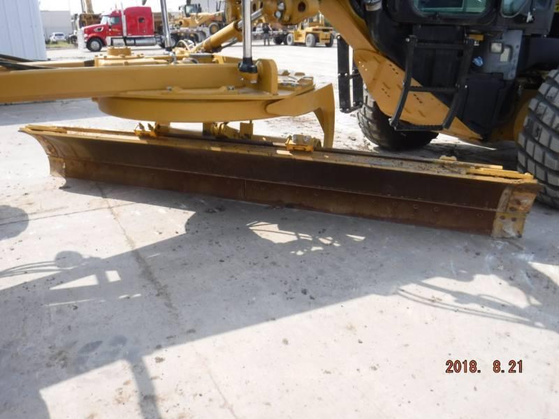 CATERPILLAR MOTONIVELADORAS 140M3 equipment  photo 5