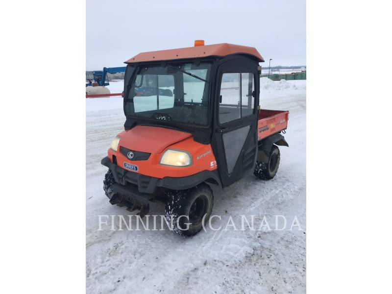 KUBOTA CORPORATION UTILITY VEHICLES / CARTS RTV 900 equipment  photo 1