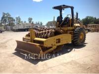 CATERPILLAR VIBRATORY SINGLE DRUM SMOOTH CP563E equipment  photo 1