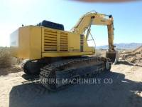 KOMATSU LTD. TRACK EXCAVATORS PC600LC equipment  photo 4