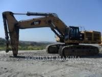 CATERPILLAR EXCAVADORAS DE CADENAS 390DL equipment  photo 2