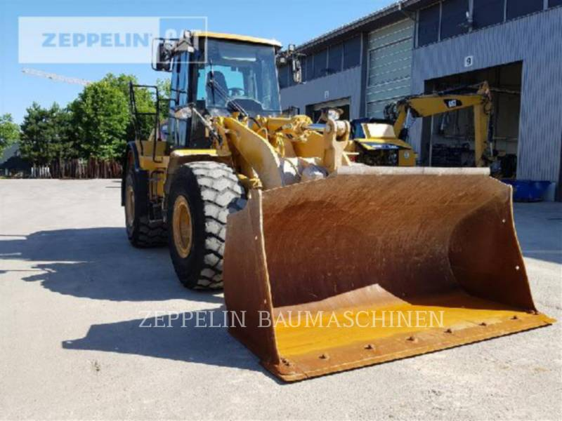 CATERPILLAR PALE GOMMATE/PALE GOMMATE MULTIUSO 962H equipment  photo 6