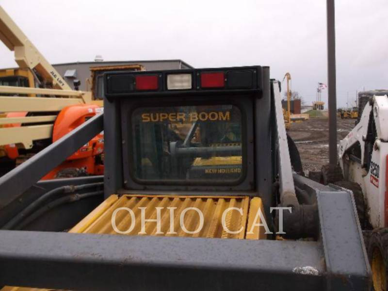 NEW HOLLAND LTD. SKID STEER LOADERS LS180 equipment  photo 8