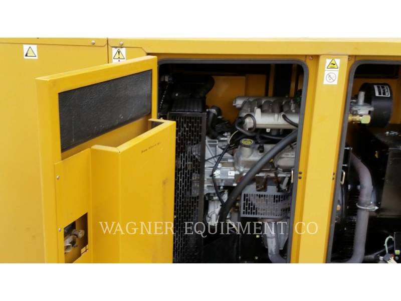 CATERPILLAR FIXE - GAZ NATUREL G50F3 equipment  photo 2