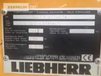 LIEBHERR KETTEN-HYDRAULIKBAGGER R926LI equipment  photo 2