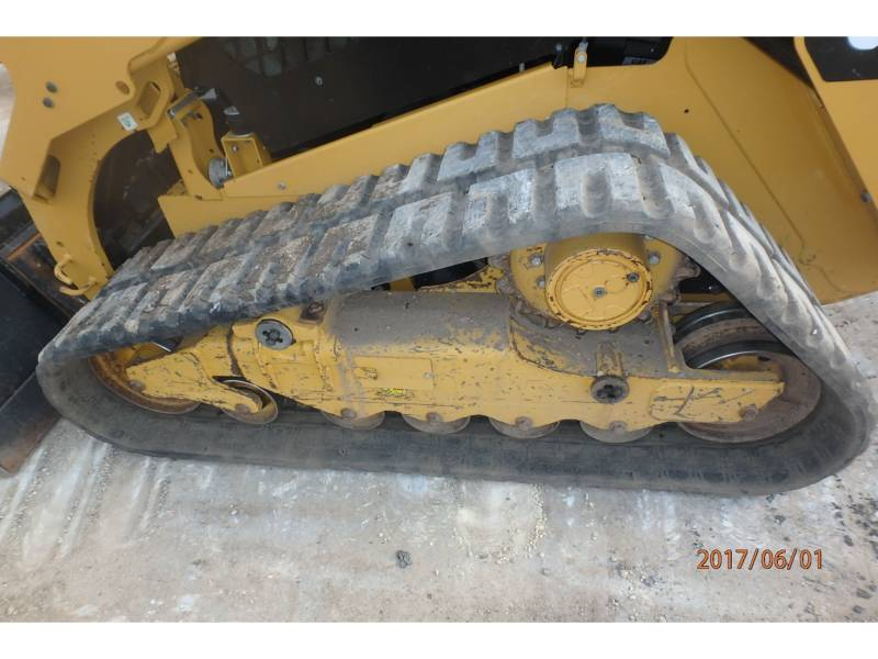 CATERPILLAR PALE CINGOLATE MULTI TERRAIN 289D equipment  photo 10