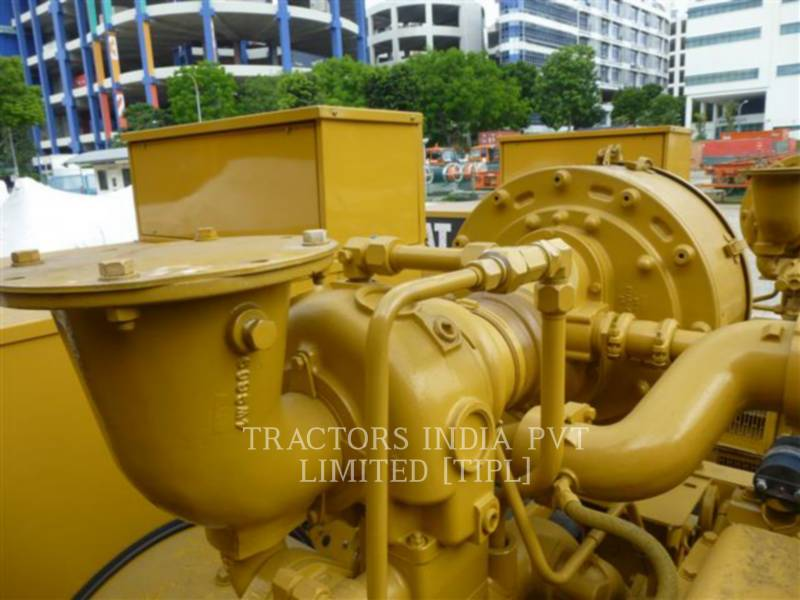 GENSET STATIONARY - NATURAL GAS G3412TA equipment  photo 4