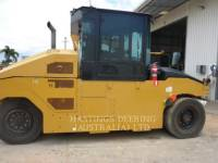 CATERPILLAR PNEUMATIC TIRED COMPACTORS CW34LRC equipment  photo 3
