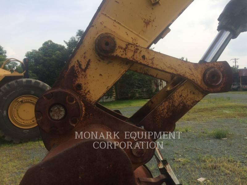 CATERPILLAR TRACK EXCAVATORS 330D equipment  photo 7