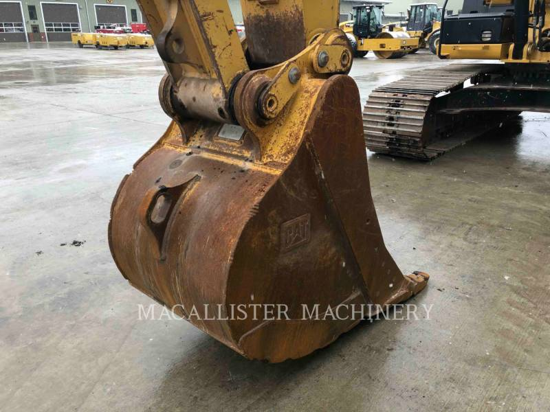 CATERPILLAR KETTEN-HYDRAULIKBAGGER 329E equipment  photo 14
