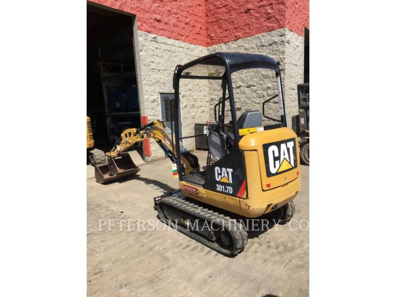 CATERPILLAR ESCAVADEIRAS 301.7D equipment  photo 4