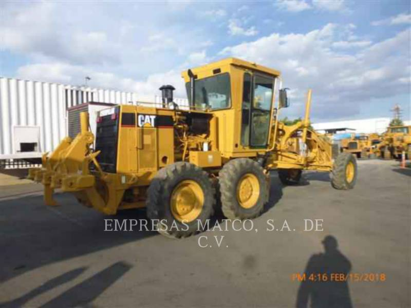 CATERPILLAR RÓWNIARKI SAMOBIEŻNE 140H equipment  photo 5
