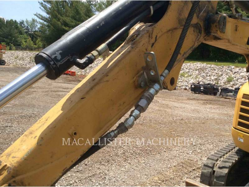 CATERPILLAR KETTEN-HYDRAULIKBAGGER 302.7DCR equipment  photo 8