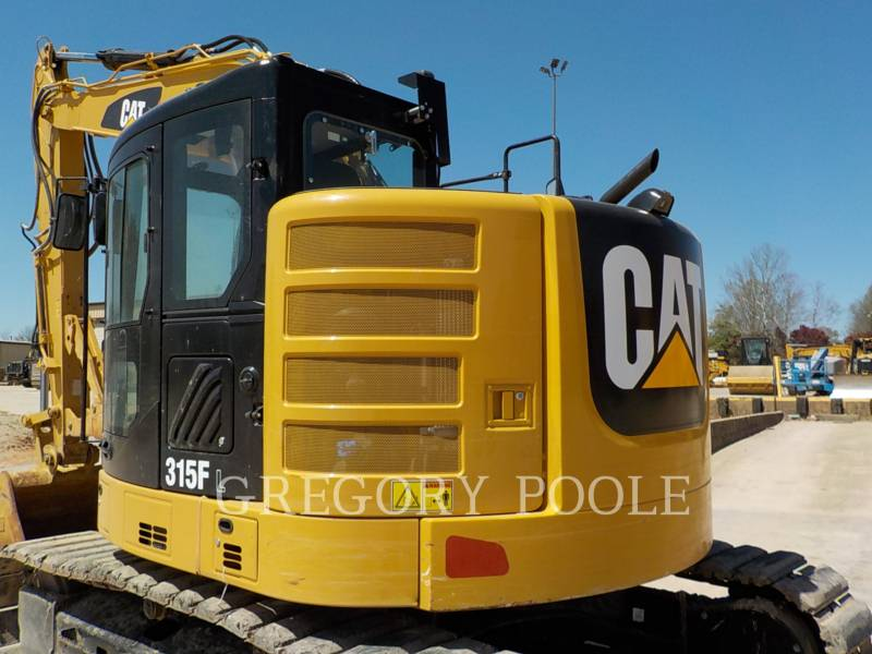 CATERPILLAR TRACK EXCAVATORS 315FLCR equipment  photo 8