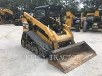 CATERPILLAR CARGADORES MULTITERRENO 287D equipment  photo 10