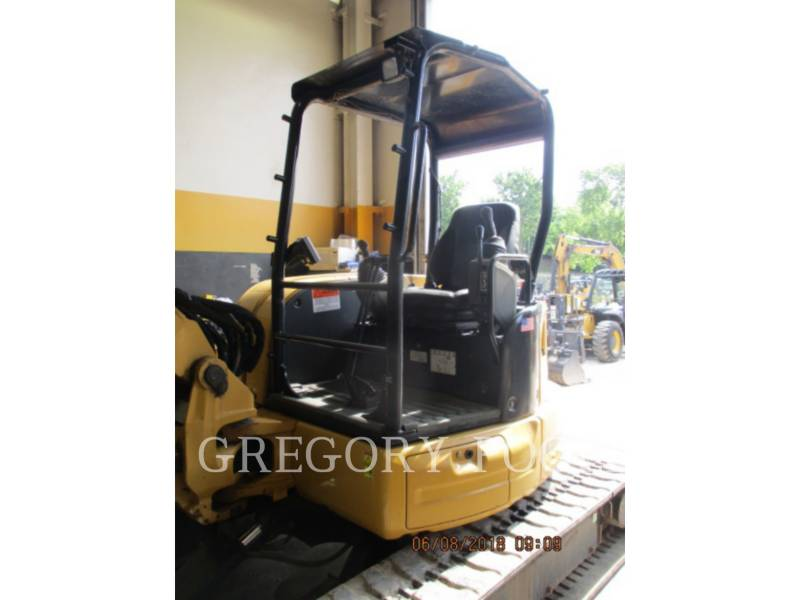 CATERPILLAR KETTEN-HYDRAULIKBAGGER 305.5E2 CR equipment  photo 7