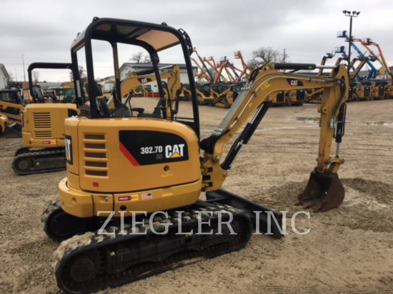 Caterpillar EXCAVATOARE PE ŞENILE 302.7DCRH2 equipment  photo 4