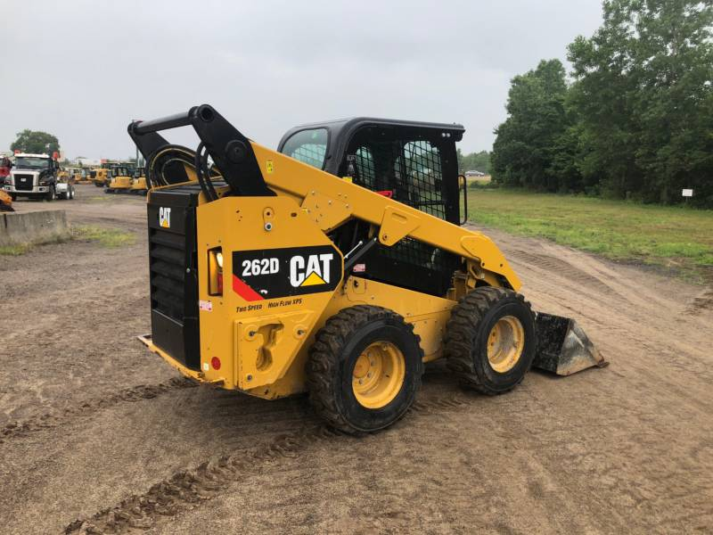 CATERPILLAR PALE COMPATTE SKID STEER 262 D equipment  photo 5