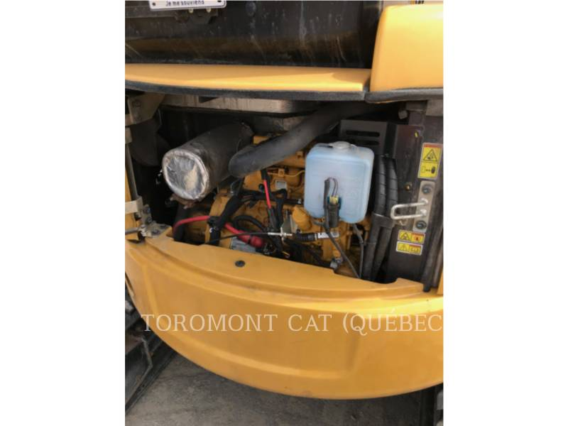CATERPILLAR TRACK EXCAVATORS 303.5E2 CR equipment  photo 13