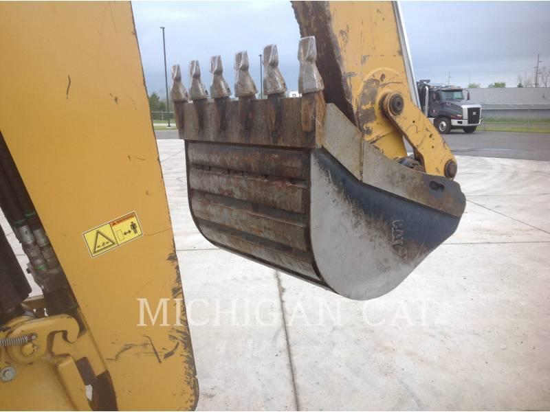 CATERPILLAR RETROESCAVADEIRAS 430E A equipment  photo 20