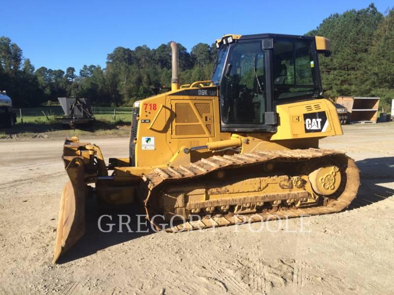 Caterpillar TRACTOARE CU ŞENILE D6K LGP equipment  photo 1